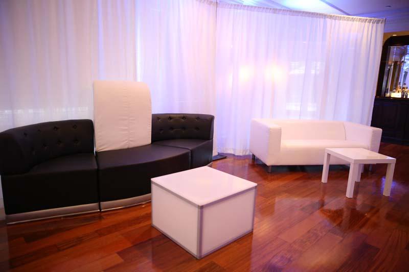 Lounge Furniture Rental - DJ Long Island NYC